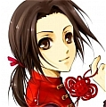 Wang Yao (China) Wig from Axis powers Hetalia