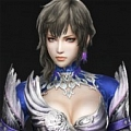 Wang Yi Cosplay von Dynasty Warriors