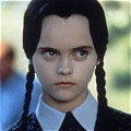Wednesday Cosplay from The Addams Family