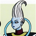 Whis Cosplay von Dragon Ball Z
