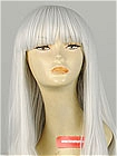White Wig (Long Wavy Togame)