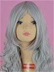 White Wig (Long,Wavy,L13)