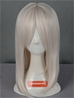 White Wig (Medium, Straight, Monizi)