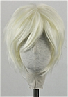 White Wig (Short,Spike,GHW01F4)