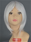 White Wig (Short, Straight,Origami)