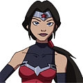 Wonder Woman Cosplay Desde Justice League War