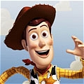 Woody Cosplay von Toy Story