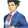 Wright Cosplay Da Ace Attorney