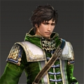 Xu Shu Cosplay from Dynasty Warriors
