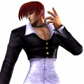 Yagami Cosplay from The King of Fighters