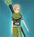Yagura Cosplay from Naruto