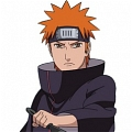 Yahiko Cosplay from Naruto