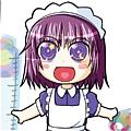 Yakui Cosplay from Nijiura Maids