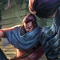 Yasuo Cosplay von League of Legends