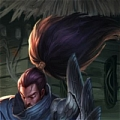 Yasuo Wig from League of Legends