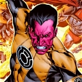 Yellow Lantern Cosplay from Sinestro Corps