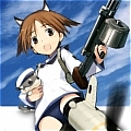 Yoshika Miyafuji Costume from Strike Witches