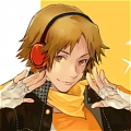 Yosuke Cosplay from Persona 4