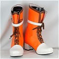 Yuffie Shoes (Orange) Desde Final Fantasy