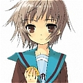 Yuki Cosplay (School Uniform) from The Melancholy of Haruhi Suzumiya