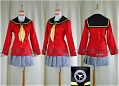 Yukiko Amagi  Red Coat ( for Bonnie)  from Persona