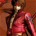 Yukimura Cosplay from Sengoku Basara 2
