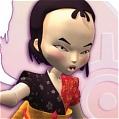Yumi Cosplay from Code Lyoko