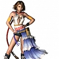 Yuna Cosplay Costume 2nd from Final Fantasy
