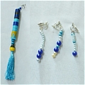 Yuna Earrings Da Final Fantasy