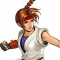 Yuri Cosplay von The King of Fighters