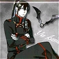 Yuu Costume 3rd from D.Gray-Man