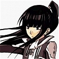 Yuu Kanda Cosplay Wig from D.Gray-Man