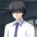 Yuuji Cosplay from The Fruit of Grisaia