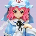 Yuyuko Wig (2nd) from Touhou Project