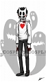 Zacharie Mask from Off