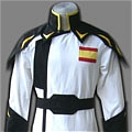 Zaft Uniform (White 2-238) De  Gundam Seed