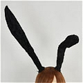 Zange Rabbit Ears from Inu x Boku SS
