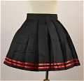 Shiryuu Skirt from Ikki Tousen