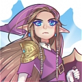 Zelda (Female) from The Legend of Zelda