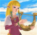 Princesse Zelda Costume Desde The Legend of Zelda Skyward Sword