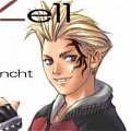Zell Cosplay von Final Fantasy