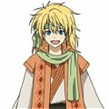 Zeno Cosplay from Akatsuki no Yona