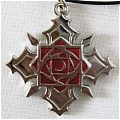 Zero Rose Necklace from Vampire Knight