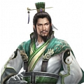 Zhuge Liang Cosplay from Dynasty Warriors