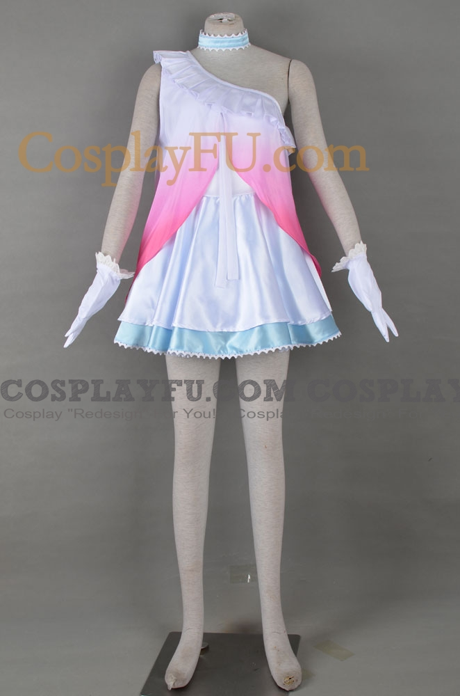 Hanayo Cosplay Costume (Yume No Tobira) from Love Live