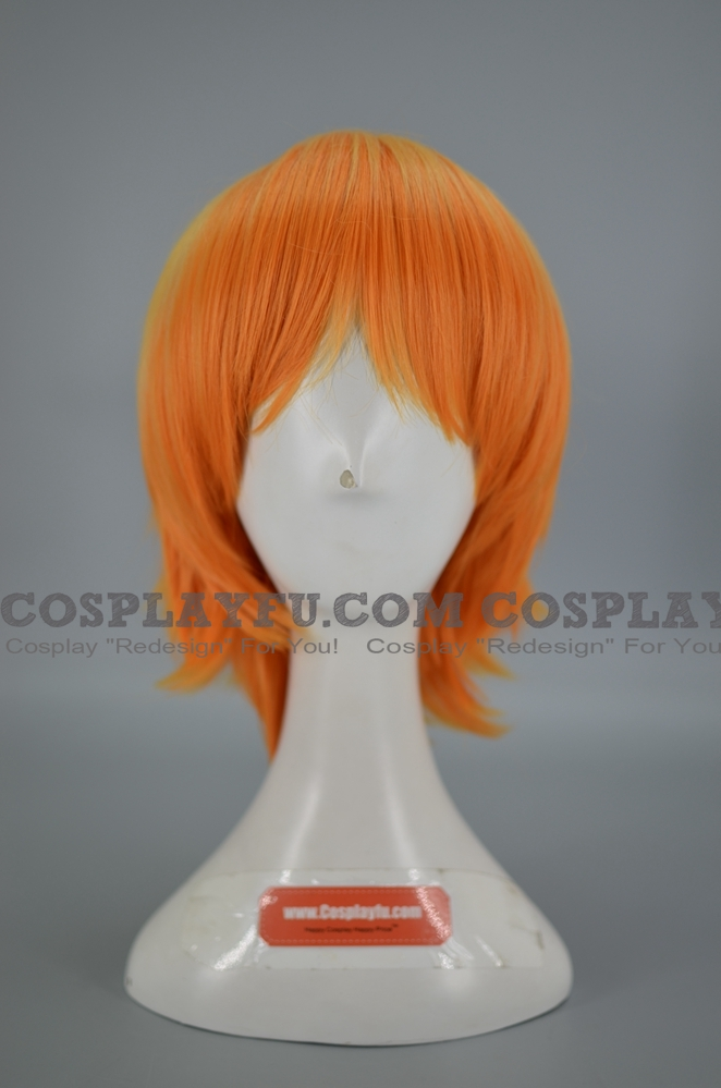 Mixed Color Wig (Short,Straight,Flareon)