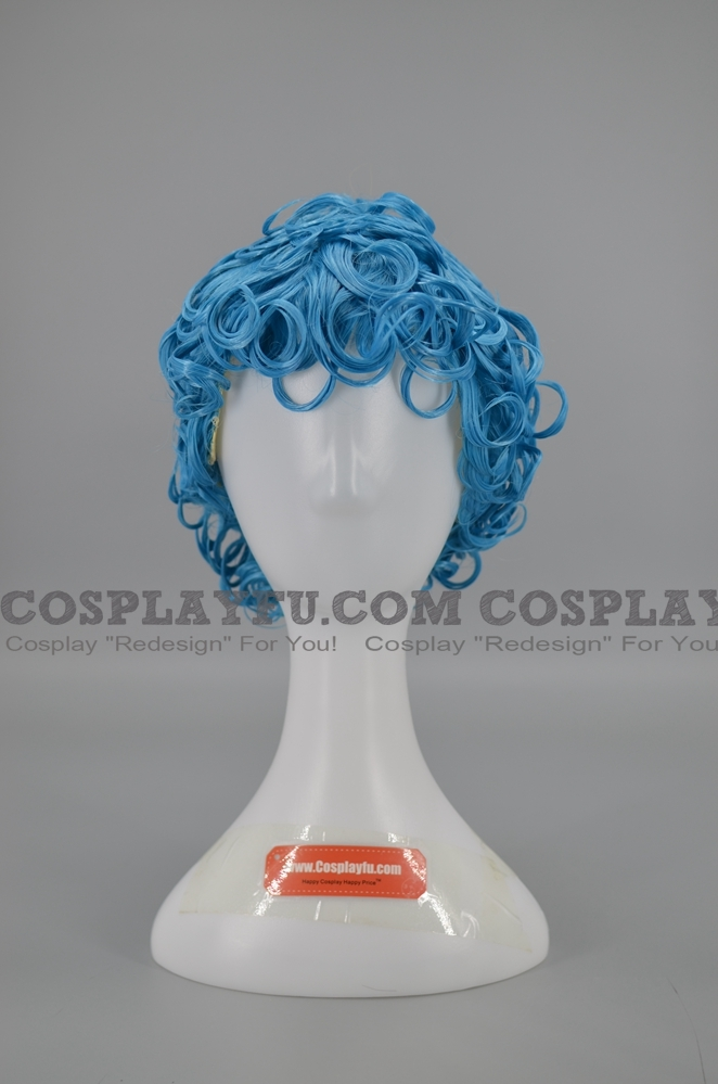 Ghiaccio Wig from JoJo's Bizarre Adventure