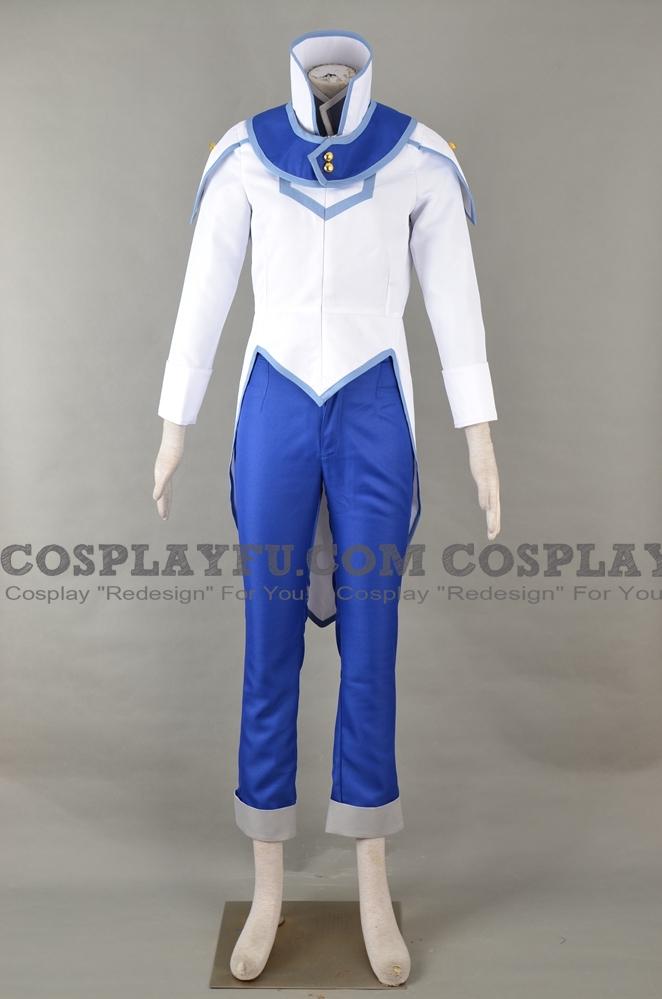 Yusuke Cosplay Costume from Yu-Gi-Oh! GX