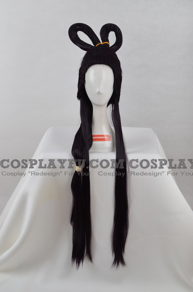 Lunar Goddess Diana Wig from League of Legends