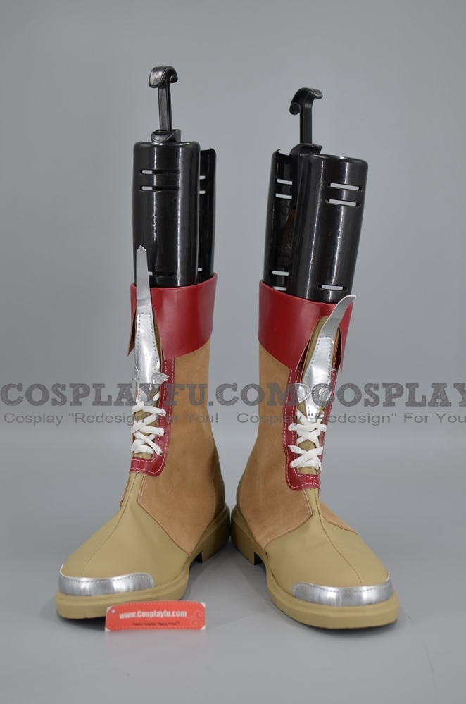 Axel Shoes from Super Robot Taisen OG: The Inspector